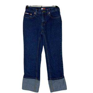 Tommy Hilfiger Vtg Straight Leg Jeans Logo Jr 1